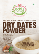 Dry Dates Powder - Natural Sweetener for Little Ones - 200 gms