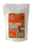 Organic Sprouted Ragi, Almond & Date Porridge Mix - 50 gms (Pack of 2)
