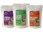 Organic Fresh Porridge Mixes - 50 gms (Combo Trial Pack)
