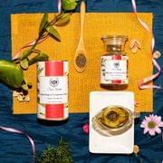 White Sage & Pomegranate Flower Tisane Herbal Tea - 30 gm