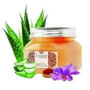 Aloe Vera & Saffron Gel with Kumkumadi Thailam - 100 gms