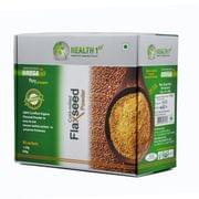 Organic Flax Seed Powder 600 gms (30 Sachets)
