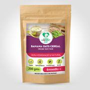 Banana Oats Cereal - 200 gm