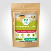 Organic Brown Rice Cereal - 200 gm
