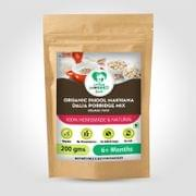 Organic Makhana Dalia Porridge Mix - 200 gm
