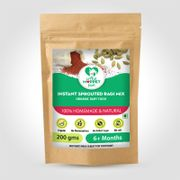 Instant Sprouted Ragi Mix - 200 gm