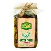 Green Chilli Pickle - 400 gms