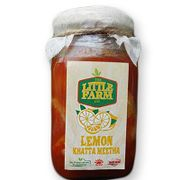 Lemon Khatta Meetha Pickle - 400 gms