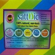 100% Natural & Non Toxic Assorted Holi Colors