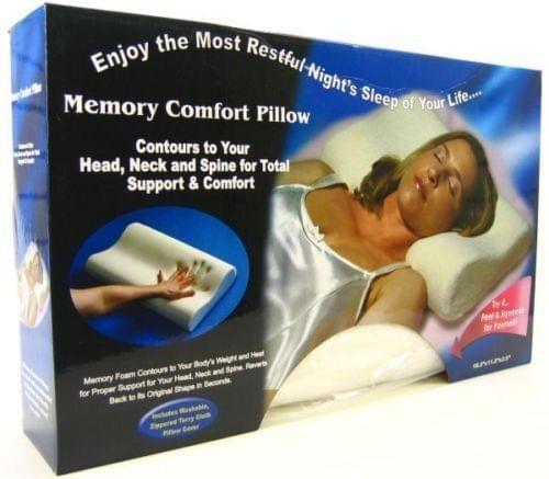 Memroy  Foam Pillow