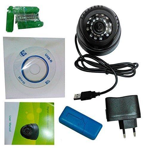 Digital Video Recorder CCTV Camera