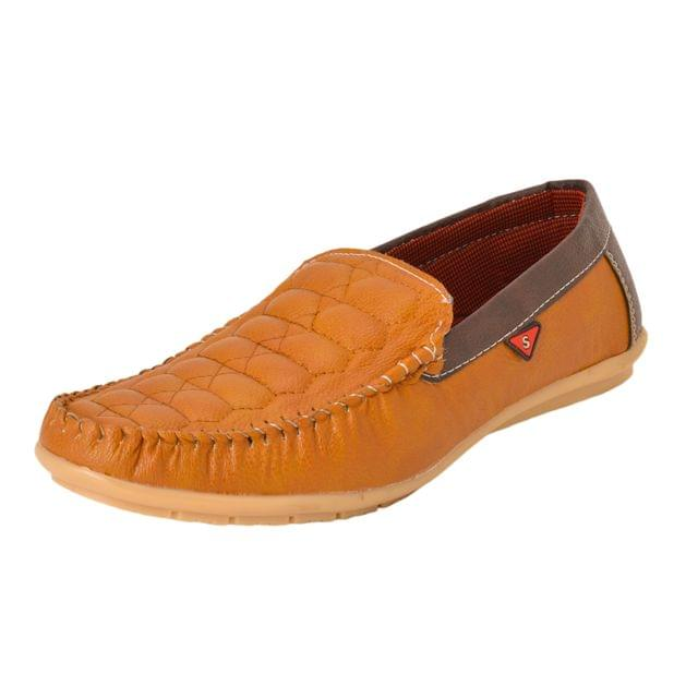 Gillie Men's Loafers (Teak)