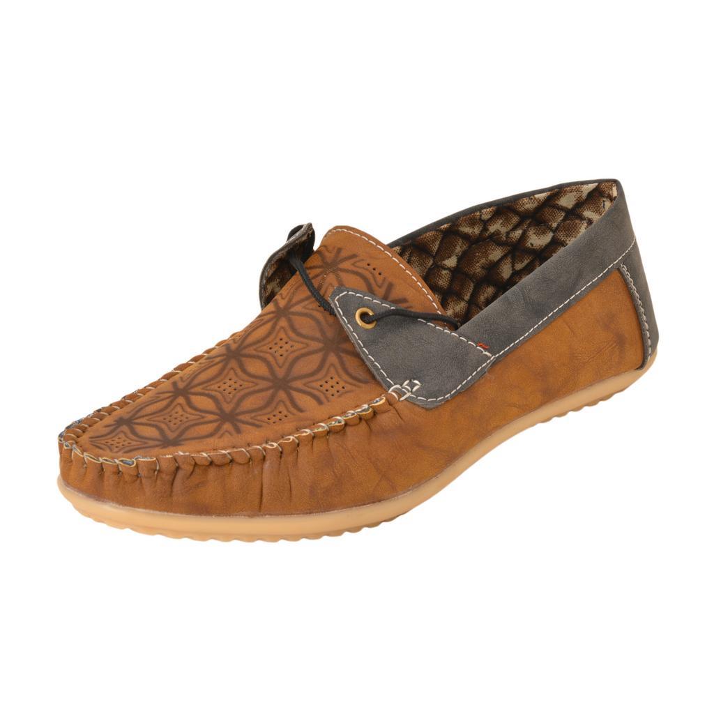 Gillie Men's Loafers (Brown)