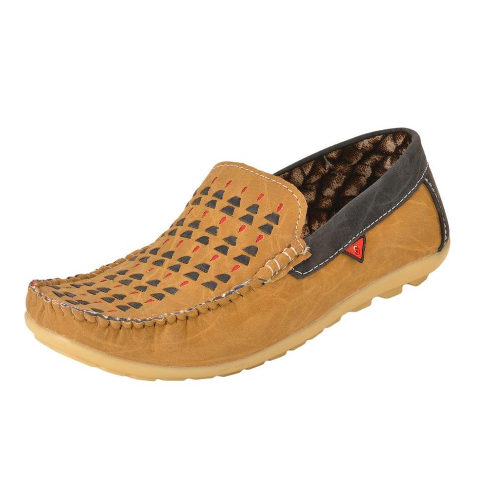 Gillie Men's Loafers (Teak)