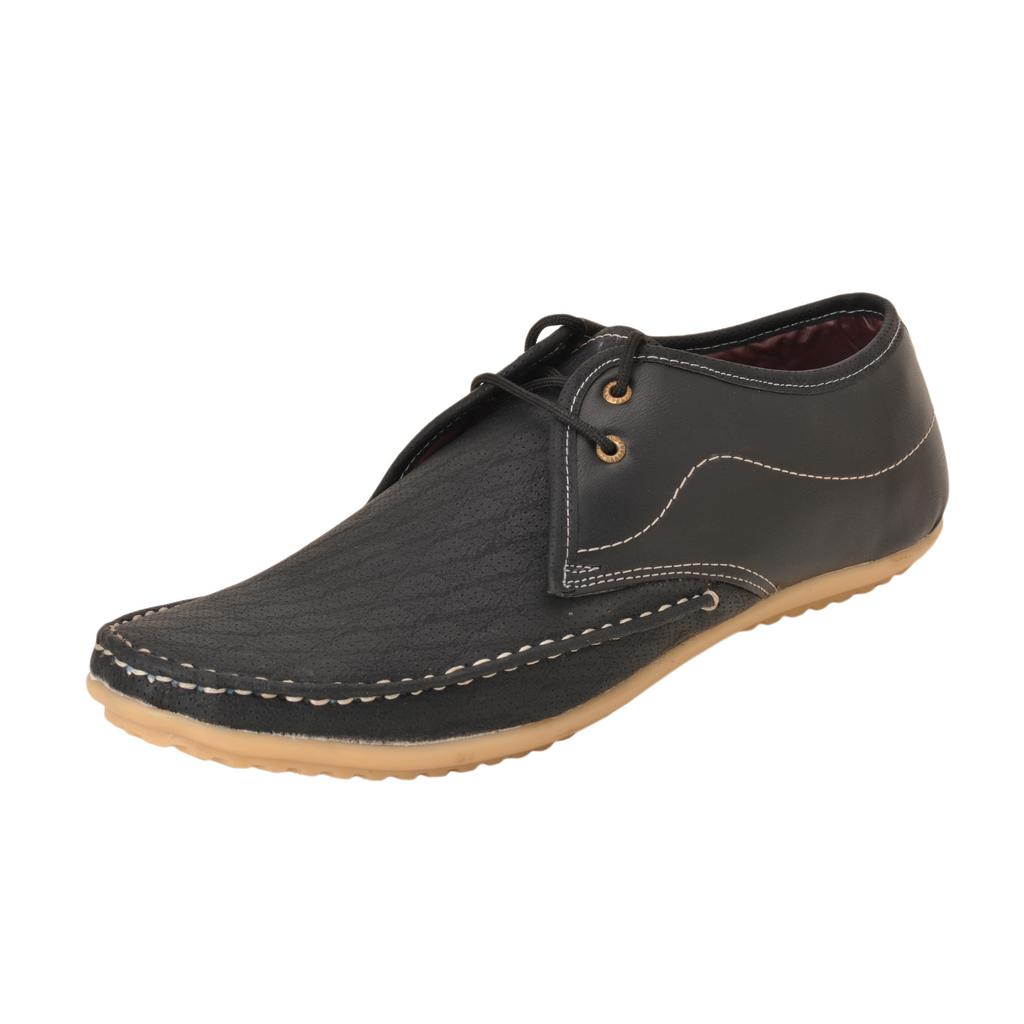 Gillie Men's Casual shoes (Black)