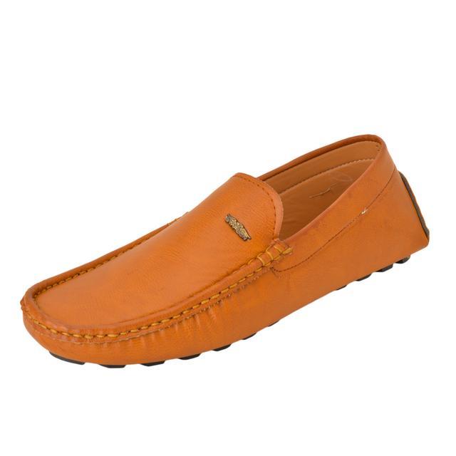 Gillie Men's  Loafers (TAN)