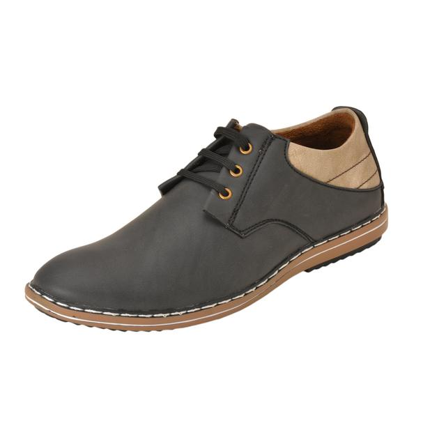 Gillie Men's Casual Shoes (black)