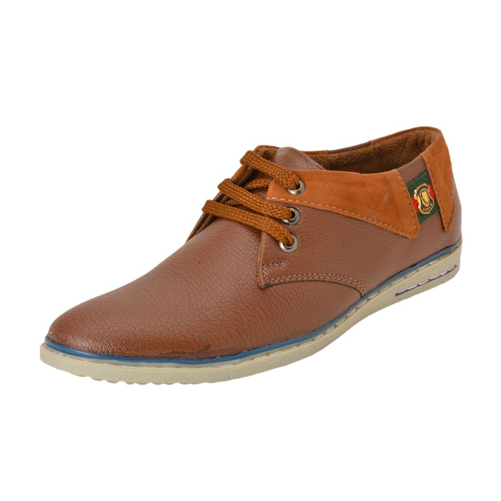 Gillie Men's Casual Shoes (brown)