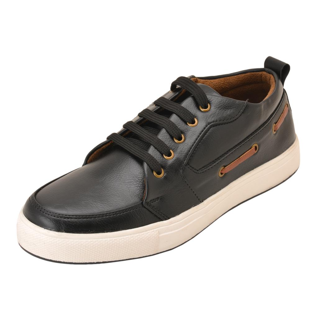 Gillie Men's Sneakers (Black)