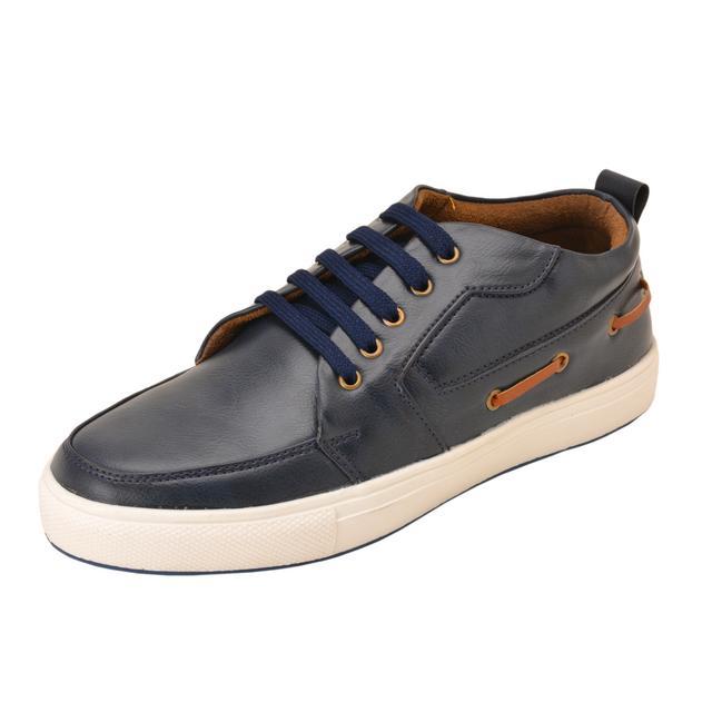 Gillie Men's Sneakers (Dark Blue)