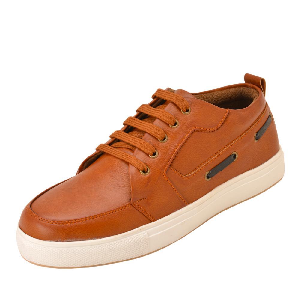 Gillie Men's Sneakers (Tan)