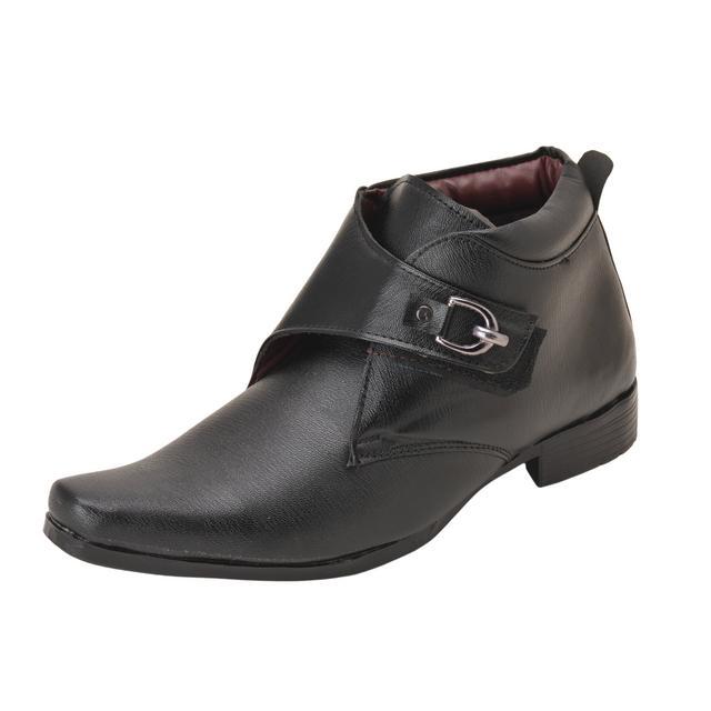 Gillie Men's Shoes (Black)