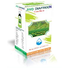 Jiyo Diafreen Green Nectar Make Diabetic Free Society