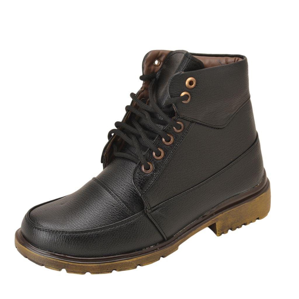 Gillie Men's Ankle boots (Black)