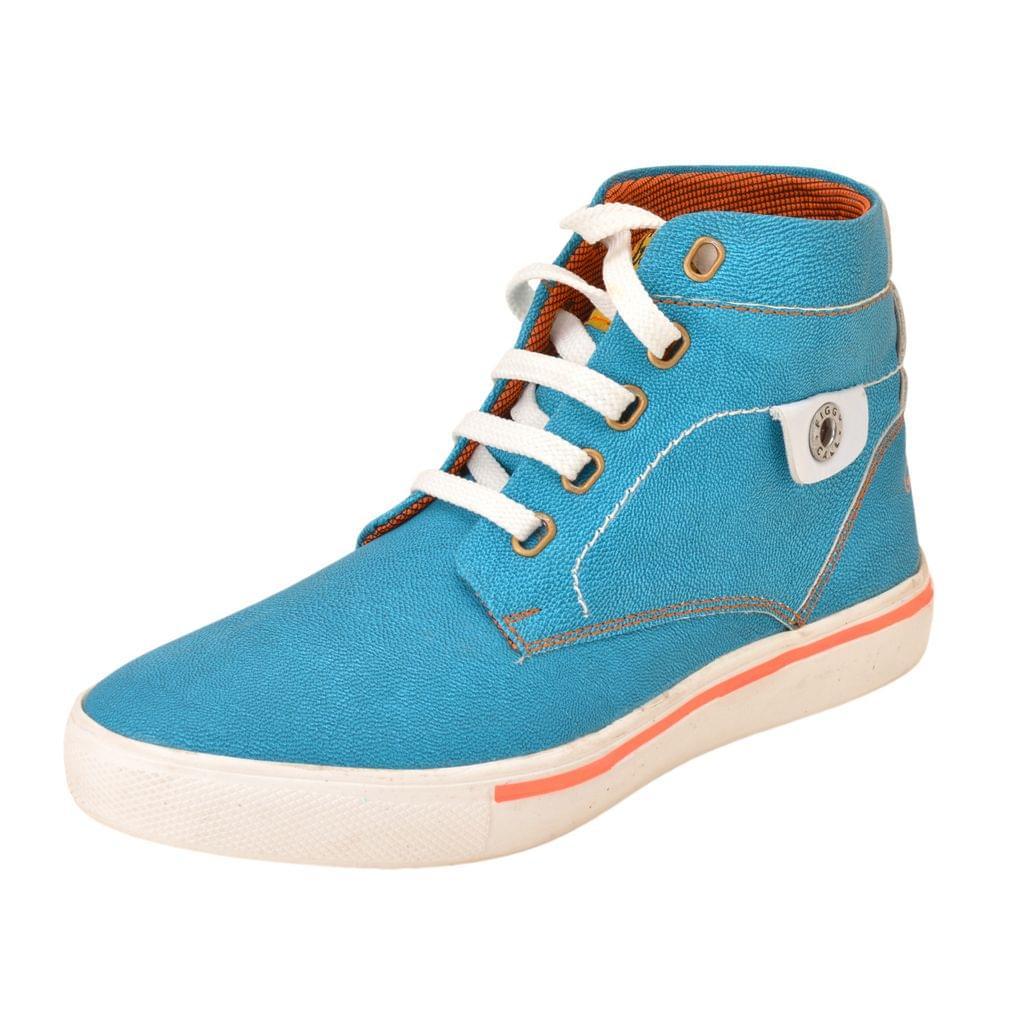 Gillie Men's Casual shoes (Blue)