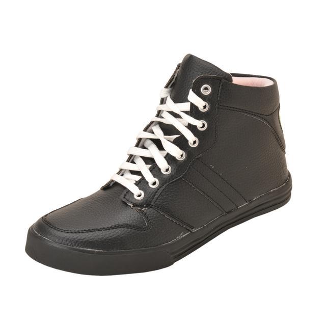 Gillie Men's Sneaker shoes (Black)