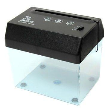 Mini USB Paper Shredder