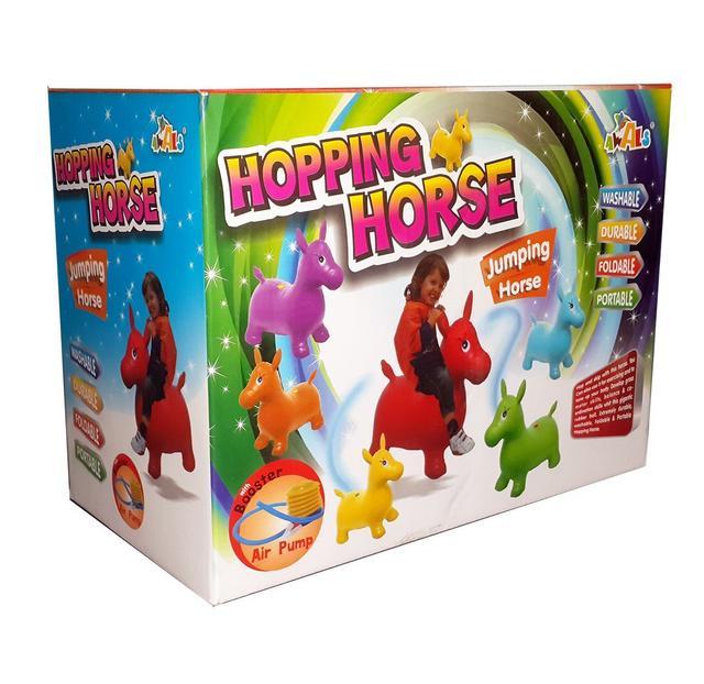 Hopping Horse