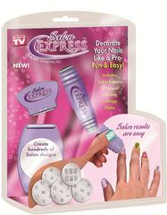 Salon Express Nail Polish Art