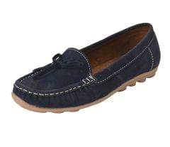 Gillie Women's Fabric Loafers & Mocassins