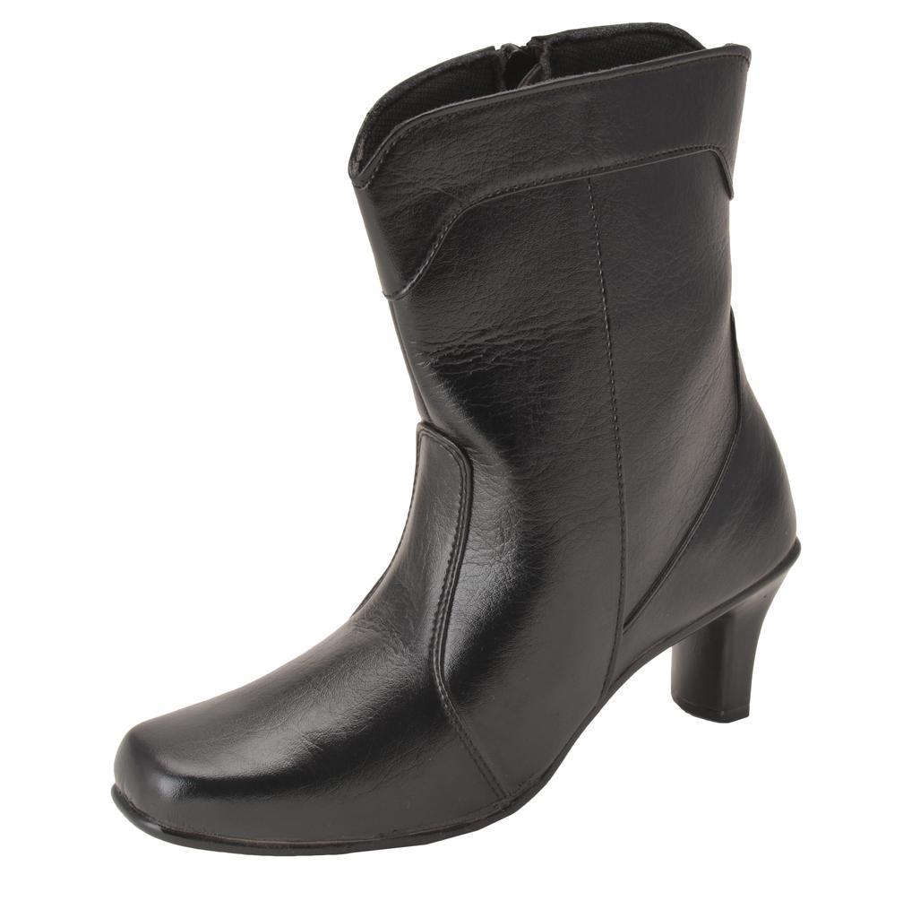 Gillie Women's Ankle Zipper Boots