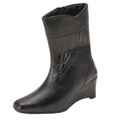 Gillie Women's Ankle Zipper Boots