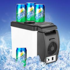 Amazing 6 Ltr Portable Car Mini Fridge&Stylish car refrigerator