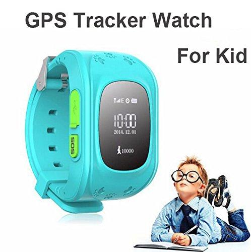Smart Watch with GPS Trackers for Kids