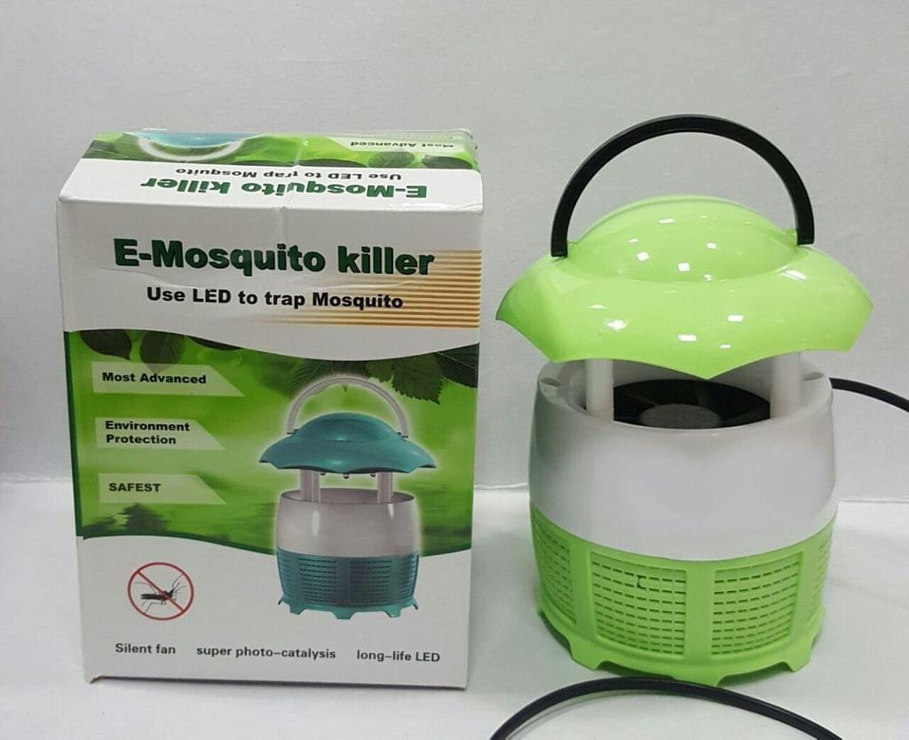 E-Mosquito Killer The best way to trap the mosquitoes Power rating:6W