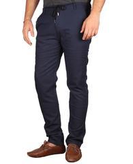 Pure Blue Cotton Pant