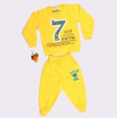 Yellow Ba Ba Set