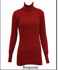 High Neck Cable Sweaters (LL-16-07)