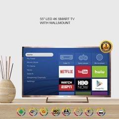 Technos 55″ LED 4K SMART TV