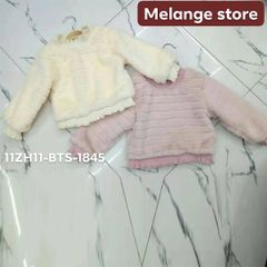 Fur Tshirt For Baby Girl