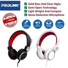 Prolink ® Corded Stereo Headset (PHC1001E Frolic)