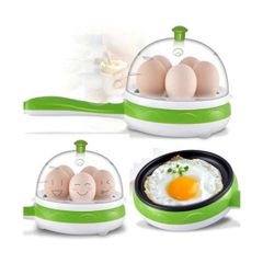 Steamed (Boiled) Egg Multi-functional Magic Pot