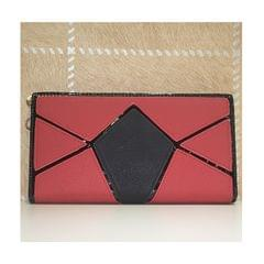 Melange Black and Red bag