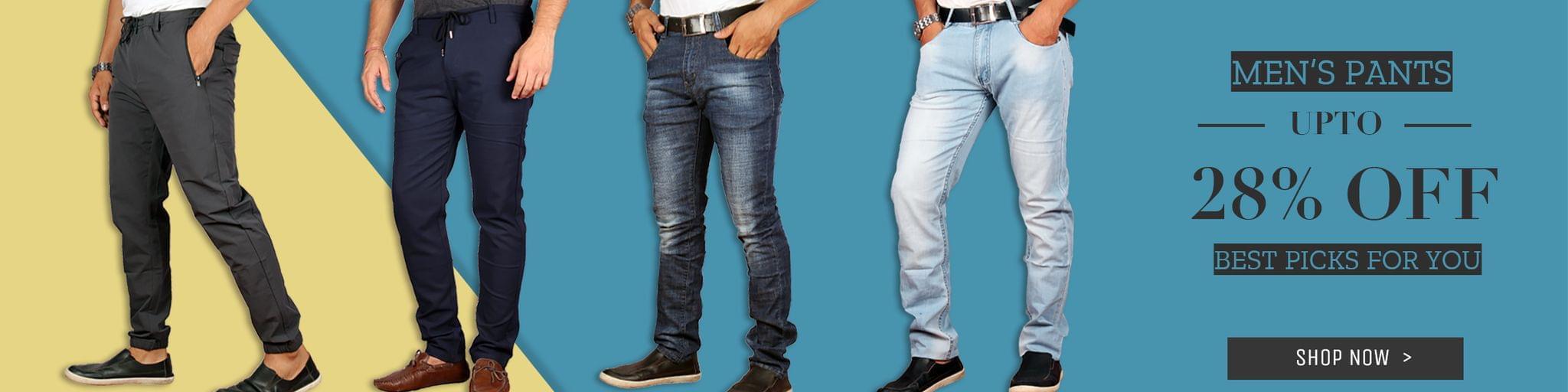 Buy Men's Pant Online in Nepal
