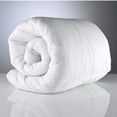Double Duvet :With 180Gsm Hollow Silconised Polyfill Filling