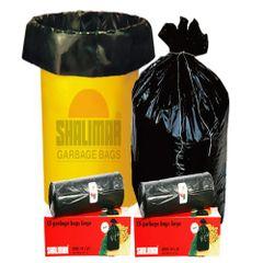 Virgin Garbage Bag - Large, Black60 cm x 81 cm